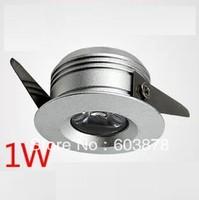 1W High Power LED Downlight small spotlights Ceiling lights backdrop Cabinet Light Bar cooler full Specials