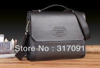 HOT SELL  Mens Shoulder Bag Man Leather Handbags Messenger  Bag Briefcase bag 110-5