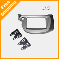 Car DVD/CD Radio Stereo Fascia Panel Frame Adaptor Fitting Kit For Honda FIT(LHD) #4418