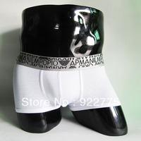 M/L/XL#AMNPJ01,Free Shipping Shorts Famouse Brand Sexy Men's Underwear Boxers,Quick Dry Cotton Man Boxer Shorts 5 pieces/lot