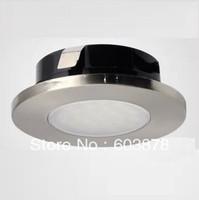 Slim LED downlight ceiling living room dining kitchen integrated wine cooler spotlights energy-saving 2.5-inch full 1.5W