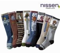 Cotton children socks cartoon Dinosaur fashion kid long socks 10pair/lot mix free shipping