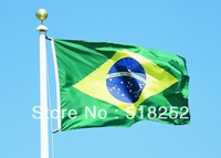 150X90CM Brazil National Flag, free shipping