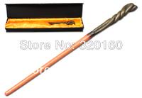 Wholesale magic wand Harry Potter wand neville longbottom Non-luminous wand Free shipping
