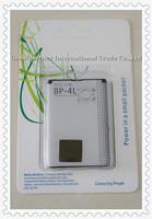 New BP-4L Mobile Phone Battery for Nokia E63 E71 E71X E72 E90 E95 N97 in Retail Package