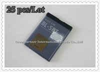 Free Shipping! 25 pcs/lot Brand New BL-5BT Cellphone Battery for Nokia 2600 classic/N75/2608/2600c/7510a/7510s