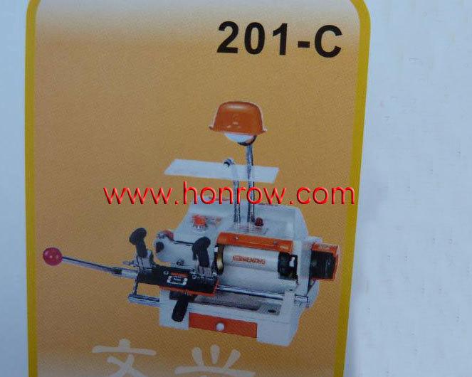 Model 201-C WenXing key cutting machine with external cutter(China (Mainland))