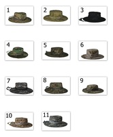 Wholesale 100/LOT US Military Army Bonnie Hat Fashion Round-brimmed outdoor fishing camping   free dhl/ups