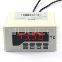 5 PCS/LOT DP3 Single Phase Frequency Monitor Meter AC 220V Frequency Gauge for Motor/Medical Devices and DIY etc #100199