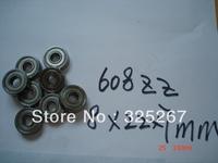 608ZZ  bearings  ABEC-5  8*22*7  608ZZ deep groove ball bearings
