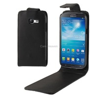 Vertical Flip Leather Case for Samsung Galaxy Star Pro/ S7262 (Black)