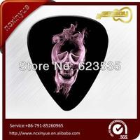 custom design 9 different image cranium guitar picks