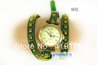 Romanesque long strap watch free transportation CCF165