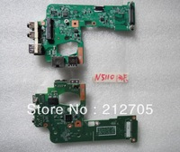 FREE SHIPPING NEW!! 5pcs  for Dell Inspiron 15R N5110 M5110 Audio USB 3.0 Lan Board 48.4IE14.011 2F34T Well Tested