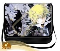 2013 NEW Style Pandora Hearts Oz Vessalius  Echo  Anime surrounding canvas shoulder bag  Inclined shoulder bag chool bag