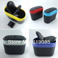Car garbage bucket garbage bucket car garbage bucket car clean Free Shipping