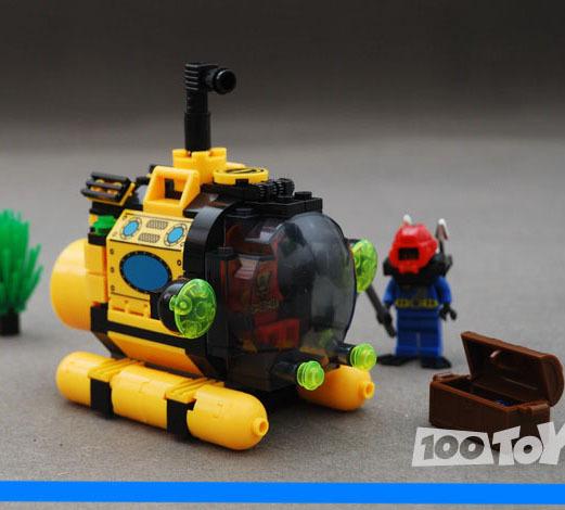 подводная лодка черепашки ниндзя