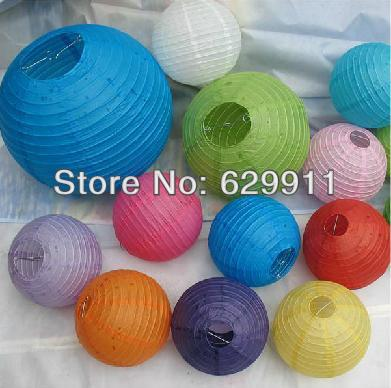 "Wholesale - 50pcs - 16"" Chiness Paper Lanterns For Wedding/Party/Household(China (Mainland))"