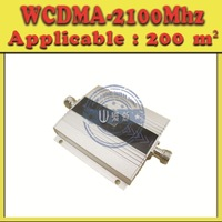 Direct Marketing!W-CDMA 2100Mhz 3G Repeater,2100Mhz 3G Booster Mobile phone signal booster amplifier repeater