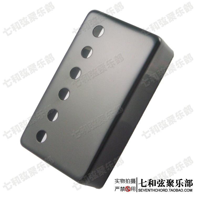 Black copper metal electric guitar pickup lids/LP pick up covers(China (Mainland))