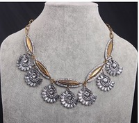 Fashion   vintage Conch  necklace for women  jewelry collars for women