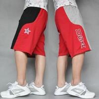 Brand Hot Sale Summer Sports Shorts Men's Basketball Shorts Brand New Plus Size Hip Hop XXXL Men Sports Shorts Free Shipping