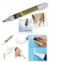 Free shipping 10pcs/llot  AS SEEN ON TV Grout Aide & Tile Marker Repair Wall Pen+retail box