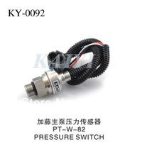 Excavator Parts KY-0092 excavator Kato parts PT-W-82 Kato main pump pressure sensor free shipping