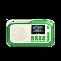 Lv390 radio mini portable card small speaker walkman audio