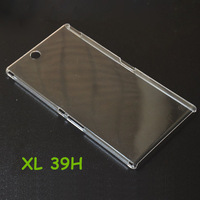 XL39H Case Cell Phone Case for Sony Xperia Z Ultra XL39H Cover with DIY Black / White / Transparent