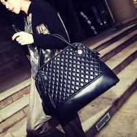 Hot new Miss Han Ban bag Quilted bag rivets big fashion handbags wholesale , free shipping