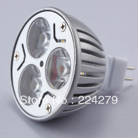 MR16 3W  White(4000K) LED Spot Light , Equivalent to 35W Halogen Bulb