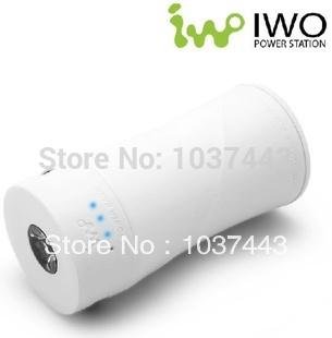 iwo p36 7800mah power bank,Portable charger, emergency charging Po,universal iphone4/5,Ipa,tablet,Samsung,all brand,free ship(China (Mainland))