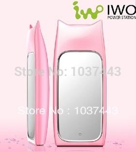 iwo P22 5000mah power bank,xiaomi,lenovo external battery charger,universal iphone4/5,Ipa,tablet,Samsung,all brand,free ship(China (Mainland))