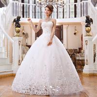 Free Shipping Winter wedding dress 2013 V-neck quality lace wedding dress formal dress plus size maternity wedding dress p31562