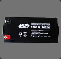 200HA Lead-acid  battery for wind turbine Gel batteries