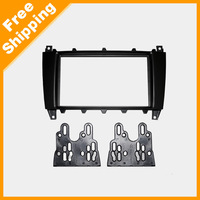 Car DVD/CD Radio Stereo Fascia Panel Frame Adaptor Fitting Kit For Mercedes-Benz C Class #4400