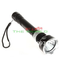 New Underwater Diving Flashlight Torch 1600LM CREE XM-L T6  LED Light Lamp Waterproof