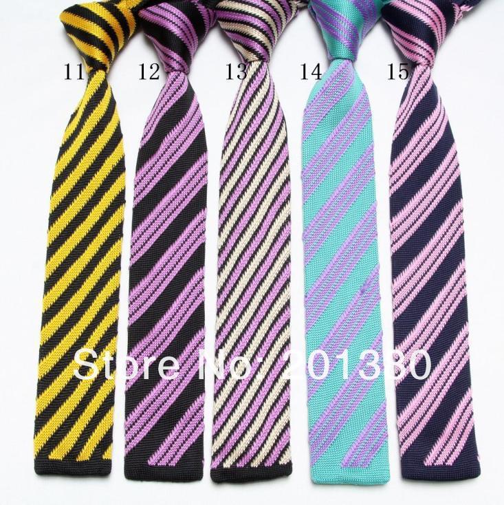 Knitted Necktie Pattern : Knit Necktie Pattern Promotion-Online Shopping for Promotional Knit Necktie P...