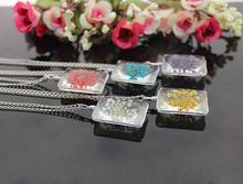 popular glass tile pendant