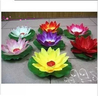 water light water light Lotus lamp lanterns lotus lamp wishing lamp 30