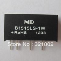 DC DC Converter/transformer B1515LS-1W dc dc Power Supply Modules 15V to 15V Free shipping