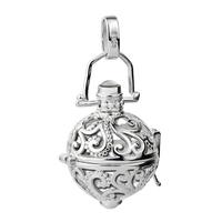 Prenatal education necessary Pregnant women Nursing Jewelry 925 Sterling Silver Pendant Mexican  Bola Harmony  Ball CYLZ0056