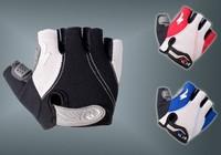Professional ride bicycle men's women's semi-finger slip-resistant gloves sports gloves