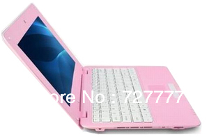 New Dual core VIA8880 1.5GHZ 10 inch mini netbook WIFI Android 4.2 1G RAM/4GB + Webcam + laptop computer(China (Mainland))