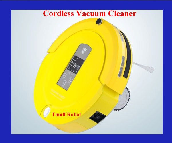 (Free Shipping to Belarus) 4 in 1 Brooms Vacuum Cleaner Ultra Fine Air Filter With Bagless,LCD Touch Screen,Remote Control(China (Mainland))
