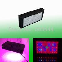 2PCS/Lot Led Hydroponics Lighting 165W  LED 110-240V Full Spectrum Hydroponic Grow Light Plant Grow Light Red