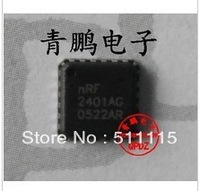 Free shipping   NRF2401AG transceiver Nordic QFN-24 original authentic