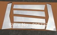 Free shipping! 6 pcs stainless steel window middle pillar trim B Pillar + C Pillar  For 2012 2013  Honda CRV CR-V