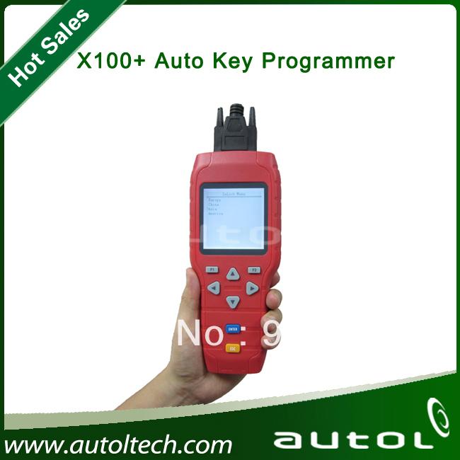 Professional programador Auto chave X-100 + 100 + X programação controle remoto 100% X100 Original acrescido de atualização on line(China (Mainland))